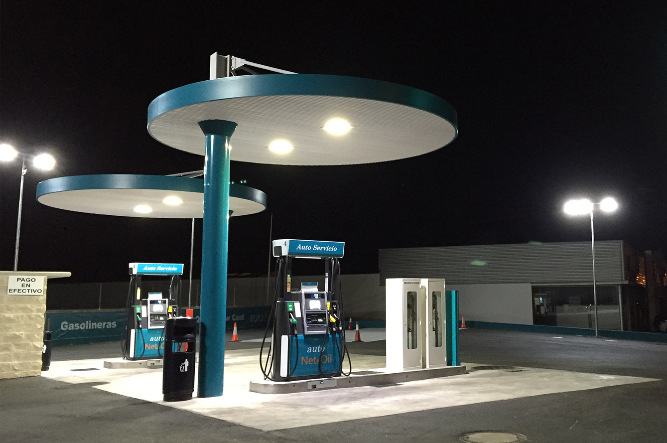 Gasolinera Quality Low Cost 24h
