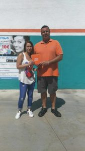 Ganadora Granollers - Aida Cabello