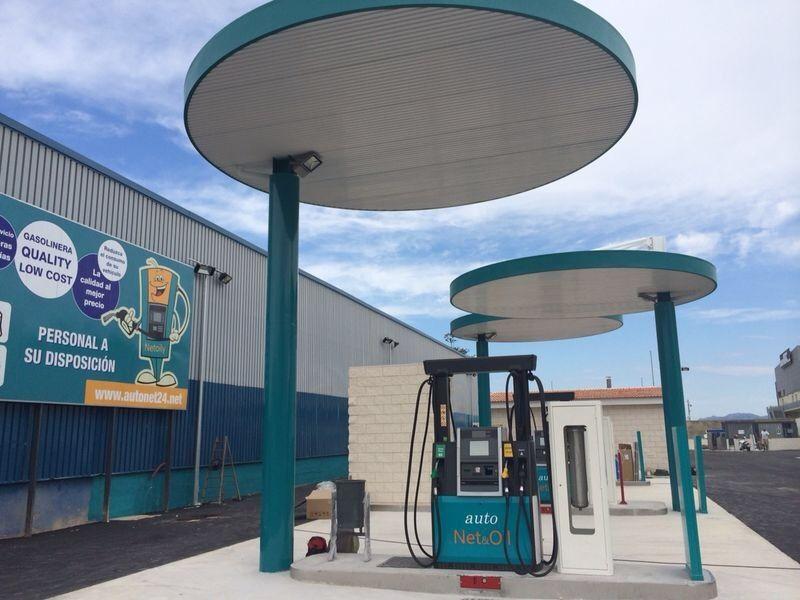 Autonetoil - Gandía- Gasolinera Quality Low Cost
